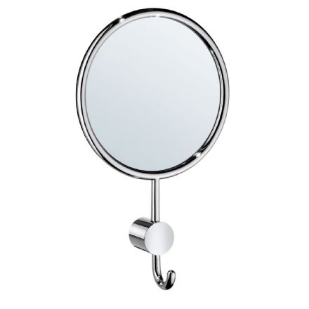 Smedbo  Art  Wall Mirror with Hook
